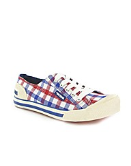 Rocket Dog Jazzin lace up casual sneaker