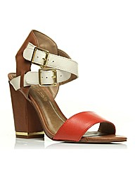 Moda in Pelle Mention Ladies Sandals