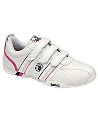 Lonsdale Seneka Velcro Ladies Trainer