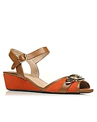 Moda in Pelle Gate Ladies Sandals