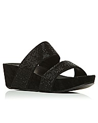 Moda in Pelle Plucky Ladies Sandals