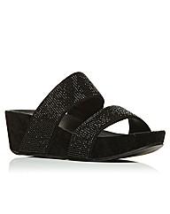 Moda in Pelle Plucky Ladies Sandals