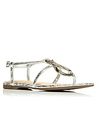 Moda in Pelle Tiziana Ladies Sandals