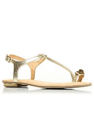 Moda in Pelle Nautica Ladies Sandals