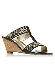 Moda in Pelle Waynes Ladies Sandals