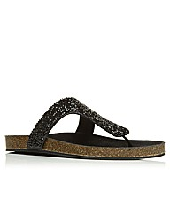 Moda in Pelle Newquays Ladies Sandals