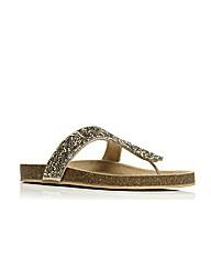 Moda in Pelle Newquays Ladies Sandals