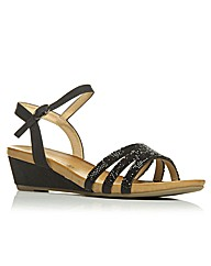 Moda in Pelle Waida Ladies Sandals