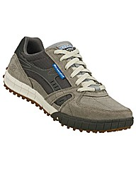 Skechers Floater Lace-Up Trainer