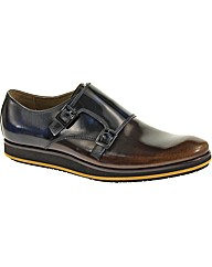 Hush Puppies Halo Double Monk