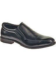 Hush Puppies Vito Slip On Bk