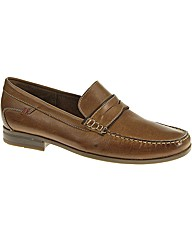 Hush Puppies Circuit Penny MT Loafer
