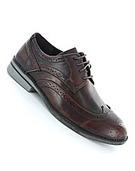 Mens Maverick Wide Fit Aston Shoe