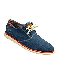 Brakeburn Highgate Deck Shoe Blue