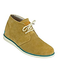 Brakeburn Desert Boot Tan