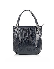Lotus Hb Prussian Handbag Handbags