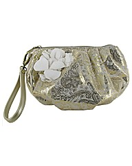 Irregular Choice Courtesan Clutch Bag