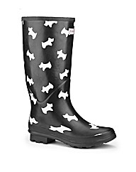 Splash Miss Wagg EEE Wide Fit Wellies