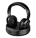 Thomson�WHP3001BK Wireless Headphones