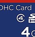 SanDisk 4GB SDHC Memory Card