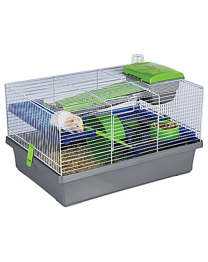 Image of Pico Hamster Home Silver