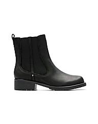 Clarks Orinoco Club Boots Standard Fit