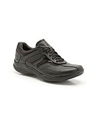Clarks Wave Flow Lace Shoes Standard Fit
