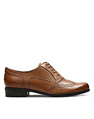 Clarks Hamble Oak Shoes Standard Fit