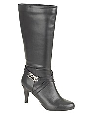 Lotus Modesty High Leg Boots