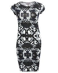Praslin Tie Dye Midi Dress
