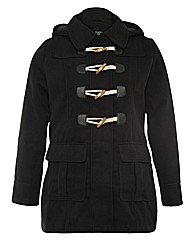 Samya Duffle Coat with Hood