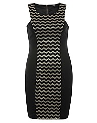 Koko Lace Pencil Dress