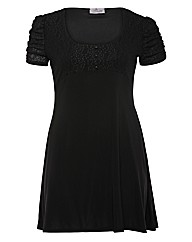 Praslin Lace Top Dress
