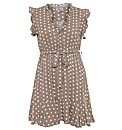 Praslin Polka Dot Dress
