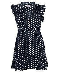 Praslin Polka Dot Dress