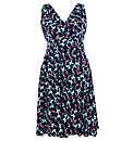 Praslin Butterfly Print Swing Dress