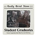 Really Great News Student Graduates