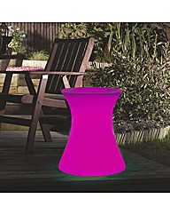 Xantian Pink Side Table