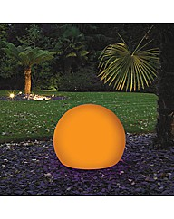 Xantian Orange Ball Light - 60cm