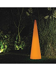 Xantian Orange Cone Light
