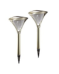 Zone Solar Lights - 2 Pack