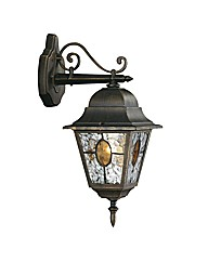 Munich Outdoor Wall Down Light