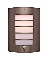 Lizzola Square Security PIR Wall Light