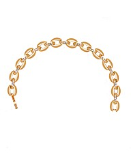 Espree Gold Plated Crystal Bracelet