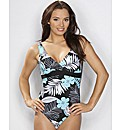 Pour Moi Jungle Control Swimsuit
