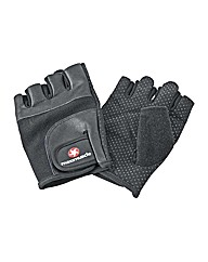 Maximuscle Weightlifting Gloves - Large