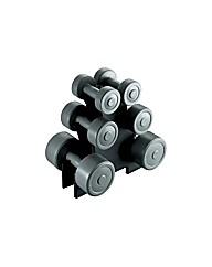 Pro Fitness Dumbbell Tree Set