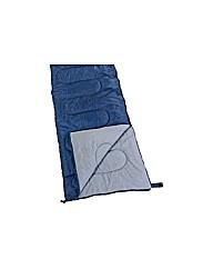 ProAction Blue Envelope Sleeping Bag