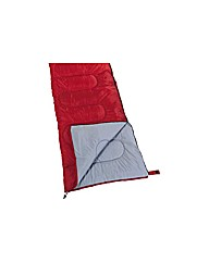 ProAction Red Envelope Sleeping Bag