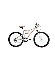Falcon Daytona Mens Alloy FS Bike
